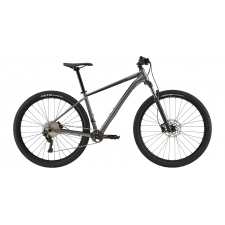 Cannondale Trail 4 Mountain Bike, Grey 2020