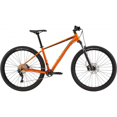 Cannondale Trail 4 Mountain Bike, Crush 2020