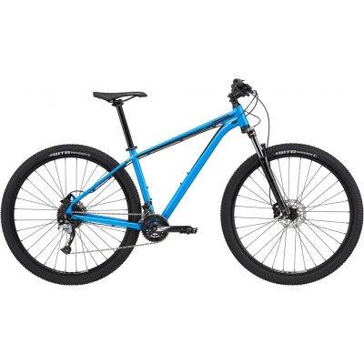 Cannondale Trail 5 Mountain Bike, Electric Blue 2020