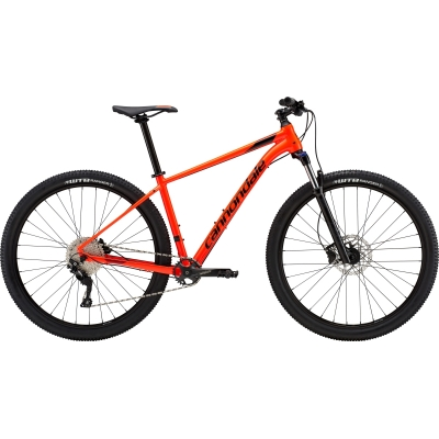 Cannondale Trail 5 (1x) Mountain Bike, Acid Red 2019
