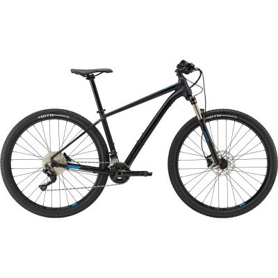Cannondale Trail 5 (2x) Mountain Bike, Black 2019