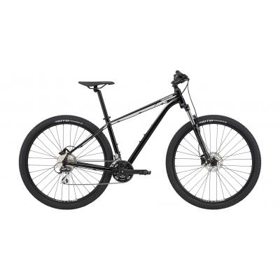 Cannondale Trail 6 Mountain Bike, Silver 2020