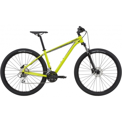 Cannondale Trail 6 Mountain Bike, Nuclear Yellow 2020