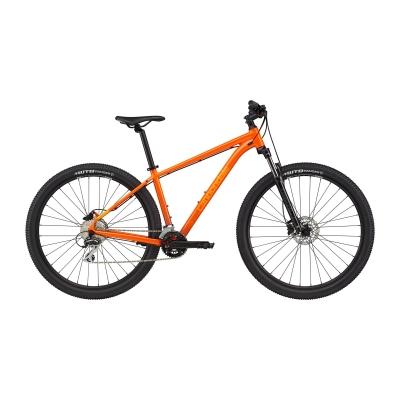 Cannondale Trail 6 Mountain Bike, Impact Orange 2021