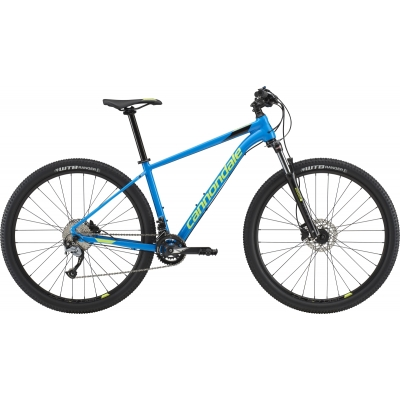 Cannondale Trail 6 (2x) Mountain Bike, Blue 2019