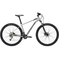 Cannondale Trail 6 (2x) Mountain Bike, Silver 2019