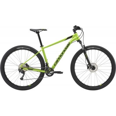 Cannondale Trail 7 (2x) Mountain Bike, Acid Green 2019
