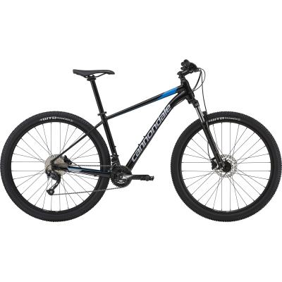 Cannondale Trail 7 (2x) Mountain Bike, Black 2019