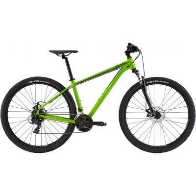 Cannondale Trail 8 Mountain Bike, Acid Green 2020