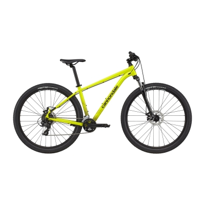 Cannondale Trail 8 Mountain Bike, Highlighter 2021