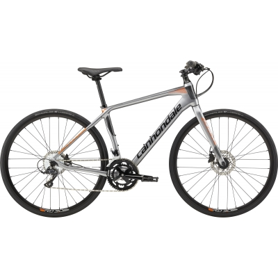 Cannondale Quick Carbon 2 Hybrid Bike 2019
