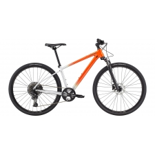 Cannondale Quick CX Women's 1 All-terrain Hybrid Bike ...