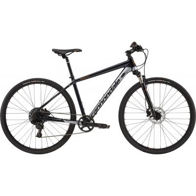 Cannondale Quick CX 2 All Terrain Hybrid Bike, Midnight Blue 2019