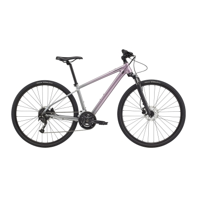 Cannondale Quick CX Women's 2 All-terrain Hybrid Bike 2021
