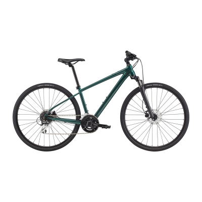 Cannondale Quick CX Women's 3 All-terrain Hybrid Bike 2021