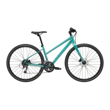 Cannondale Quick Women's 3 Remixte Hybrid Bike 2021