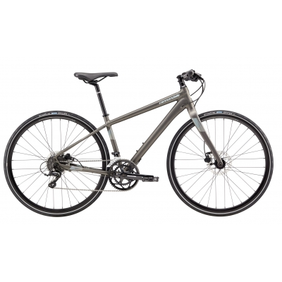 Cannondale Quick 3 Disc Women's Hybrid Bike 2018