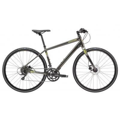 Cannondale Quick 3 Disc Hybrid Bike 2018