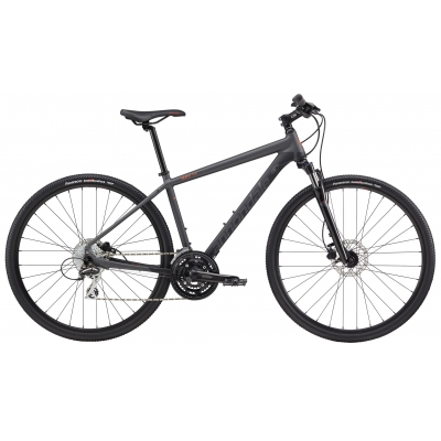 Cannondale Quick CX 4 All-Terrain Hybrid Bike 2019
