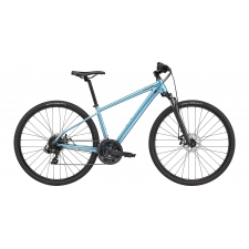 Cannondale Quick CX Women's 4 All-terrain Hybrid Bike ...