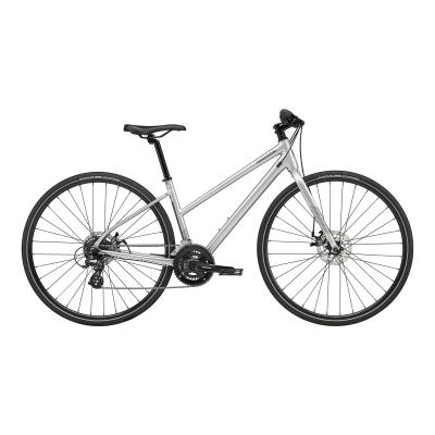 Cannondale Quick Women's 5 Remixte Hybrid Bike 2021