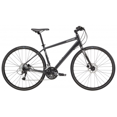 Cannondale Quick 5 Disc Hybrid Bike 2018
