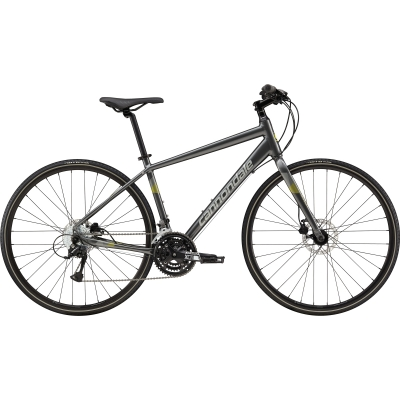 Cannondale Quick Disc 5 Hybrid Bike 2019