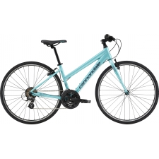Cannondale Quick Fem 8 Women's Hybrid Bike, Aqua 2019