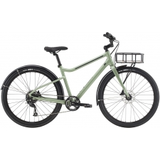 Cannondale Treadwell EQ Cruiser Bike, Agave 2020