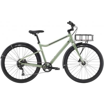 Cannondale Treadwell EQ Cruiser Bike, Agave 2020