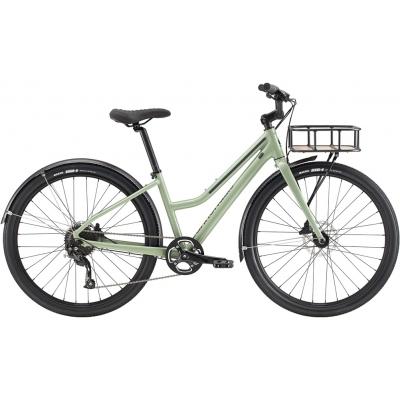 Cannondale Treadwell EQ Remixte Cruiser Bike, Agave 2020