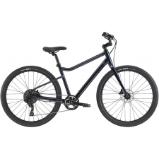 Cannondale Treadwell 2 Cruiser Bike, Midnight 2020