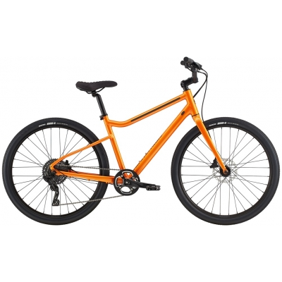 Cannondale Treadwell 2 Cruiser Bike, Orange Crush 2020