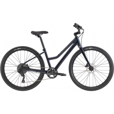 Cannondale Treadwell 2 Remixte Cruiser Bike, Midnight ...