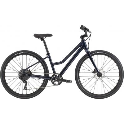 Cannondale Treadwell 2 Remixte Cruiser Bike, Midnight 2020