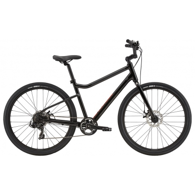 Cannondale Treadwell 3 Cruiser Bike, Black 2020