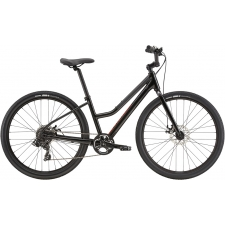 Cannondale Treadwell 3 Remixte Cruiser Bike, Black 2020