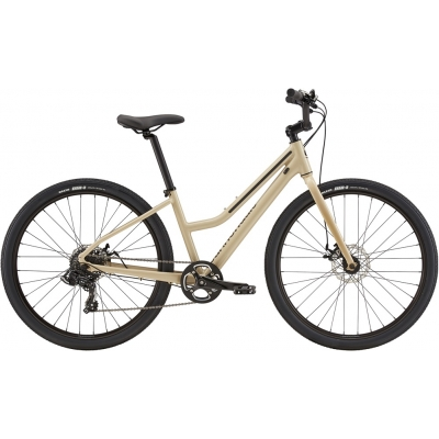 Cannondale Treadwell 3 Remixte Cruiser Bike, Quicksand 2020