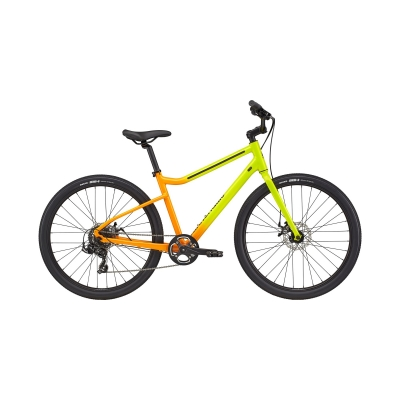 Cannondale Treadwell 3 Ltd City Bike, Highlighter 2021