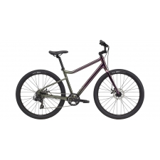 Cannondale Treadwell 3 Ltd City Bike, Rainbow Trout 20...