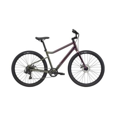 Cannondale Treadwell 3 Ltd City Bike, Rainbow Trout 2021