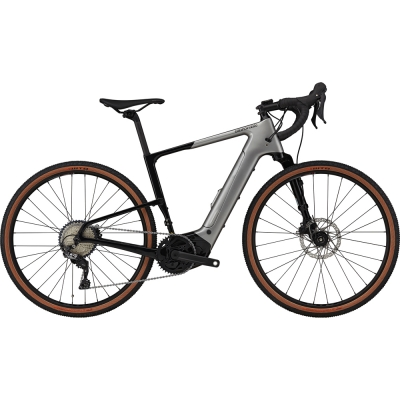 Cannondale Topstone Neo Carbon Lefty 3, Electric Gravel Bike 2021