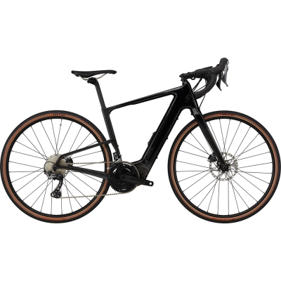 Cannondale Topstone Neo Carbon 2, Carbon Electric Gravel Bike 2021