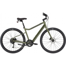 Cannondale Treadwell NEO Electric Cruiser Bike, Midnig...