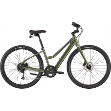 Cannondale Treadwell NEO ReMixte Electric Cruiser Bike...
