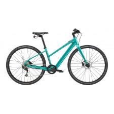 Cannondale Quick Neo SL 2 Remixte Electric Mountain Bi...