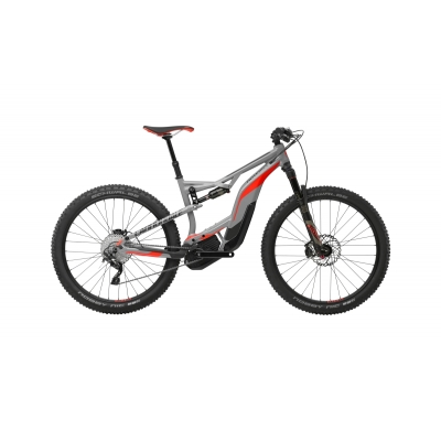 Cannondale Moterra 2 Electric Mountain Bike 2018