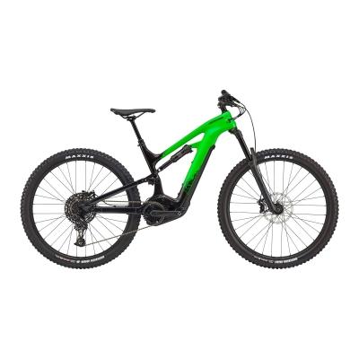 Cannondale Moterra Neo 3 Plus Electric Mountain Bike, Green 2021