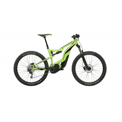 Cannondale Moterra 3 Electric Mountain Bike 2018