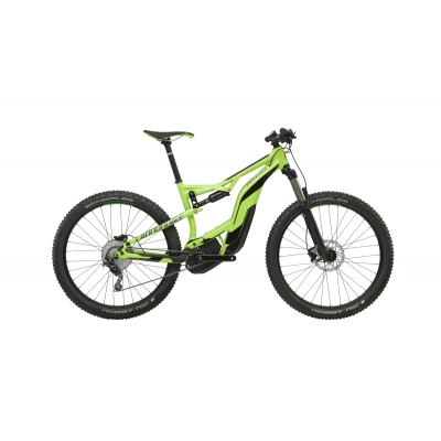 Cannondale Moterra 3 Electric Mountain Bike *DEMO* 2017